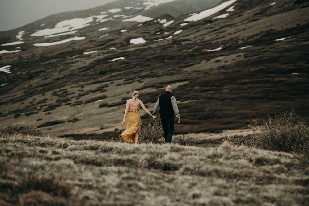 Colorado elopement photography