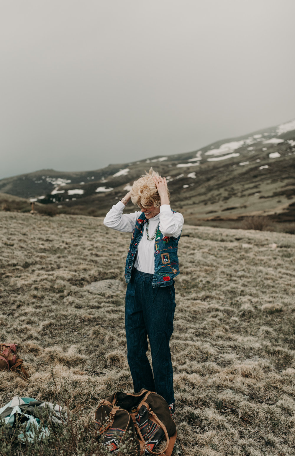 Elopement photographer based in Georgetown, Colorado