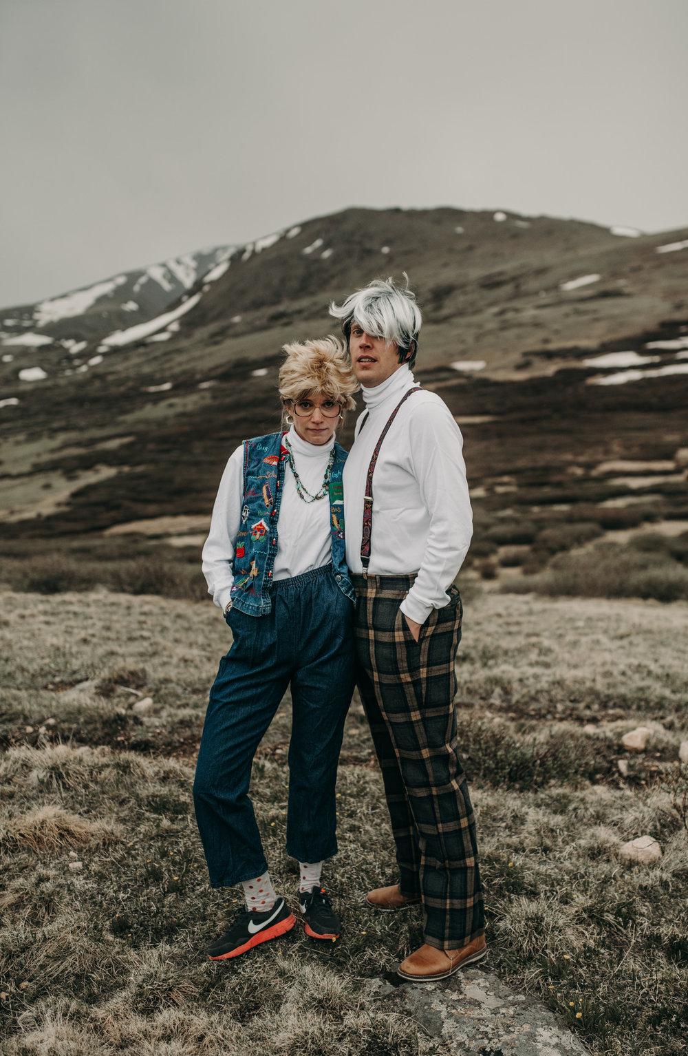 Georgetown, Colorado elopement photographer