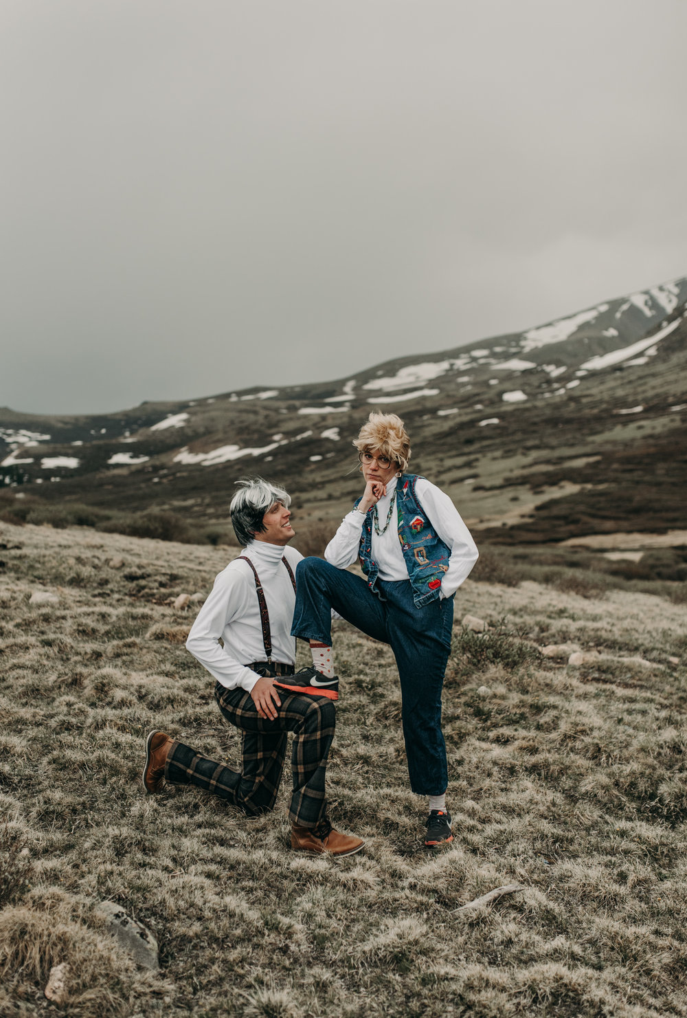 Wedding photographer in Georgetown, Colorado