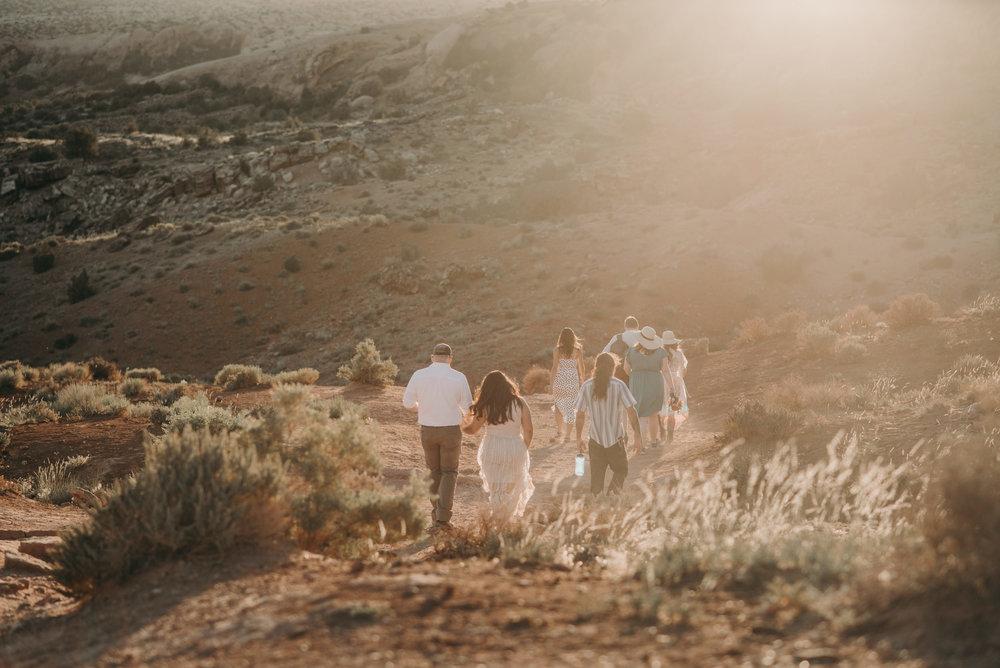 Arches National Park elopement photography