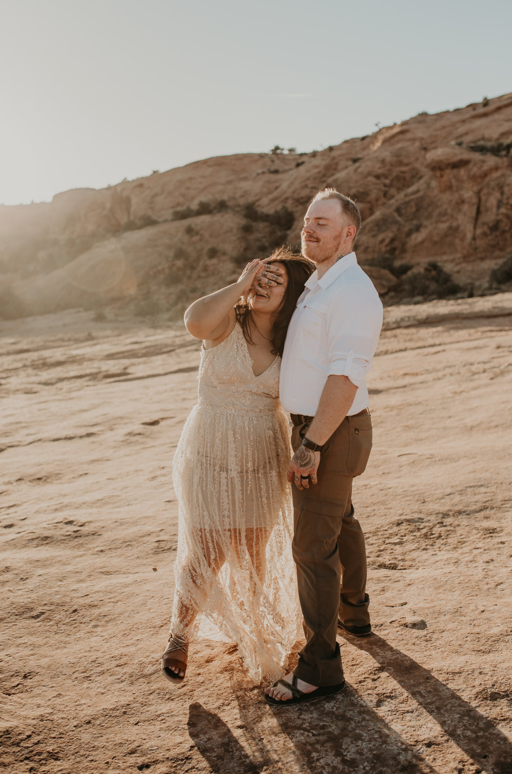 Moab, Utah elopement photographer