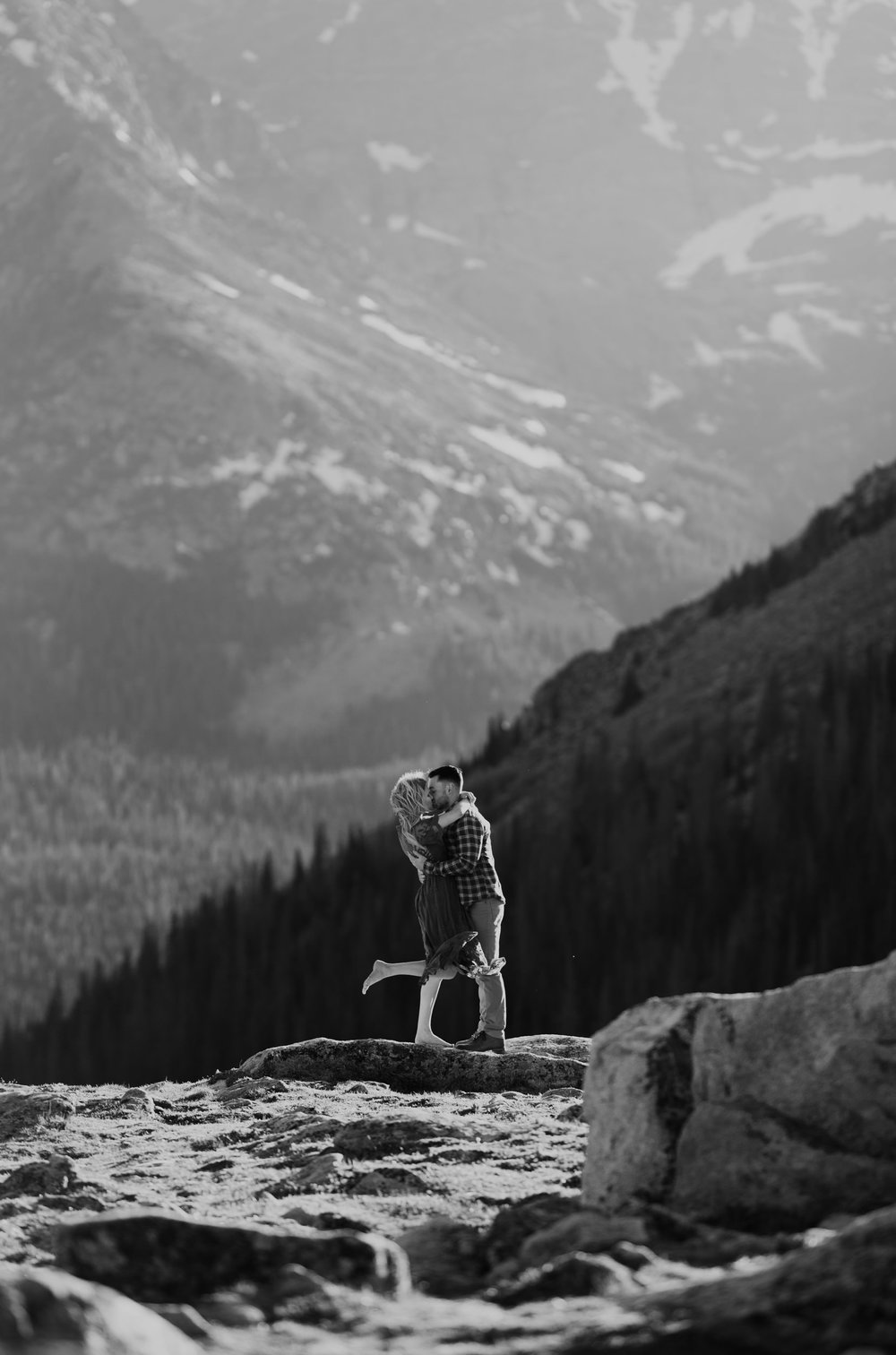 Elopement photography in Colorado