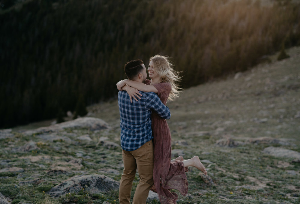 Colorado based elopement photographer
