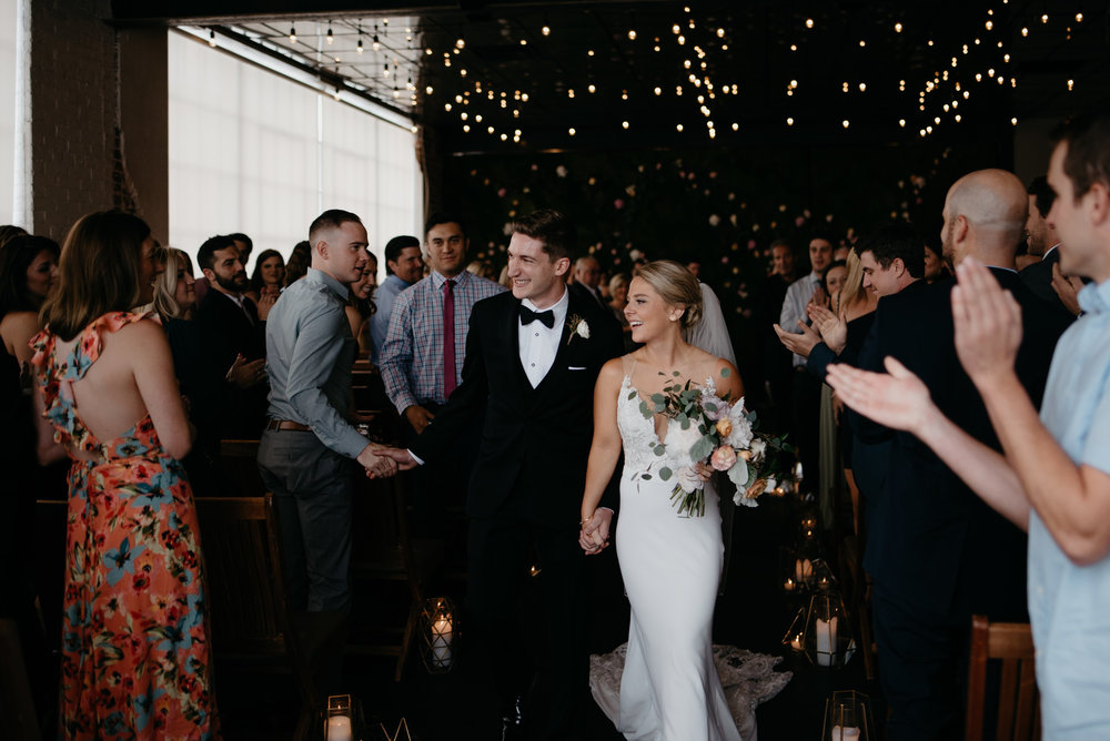 Photos by Alyssa Reinhold at a Moss Denver wedding.