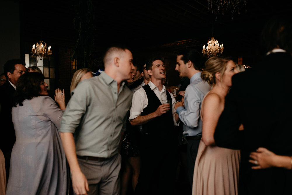 Denver Moss wedding reception photos. Colorado wedding photographer.