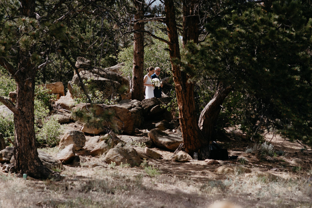 3M Curve, Estes Park elopement. Rocky Mountain National Park wedding photographer. Colorado wedding photography.