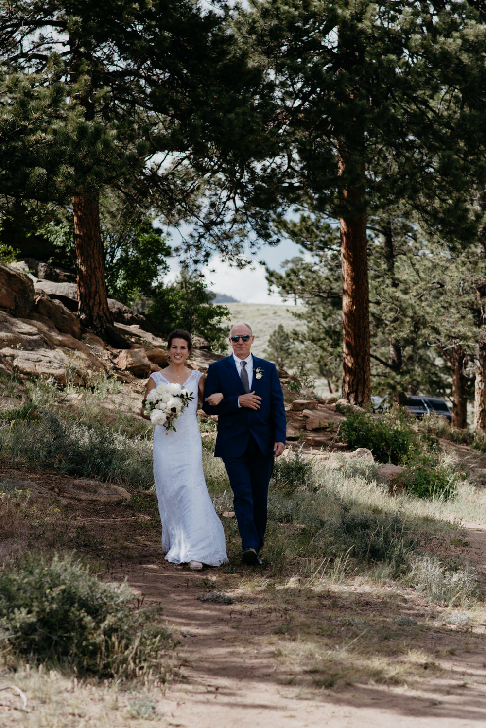 3M Curve, Rocky Mountain National Park elopement. Colorado wedding photographer.
