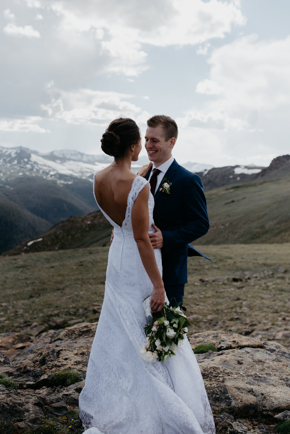 Colorado based wedding and elopement photographer.