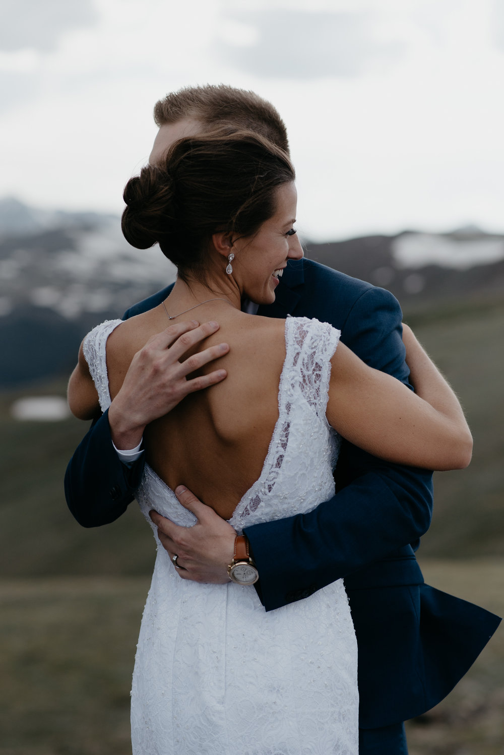 Colorado destination wedding photographer.