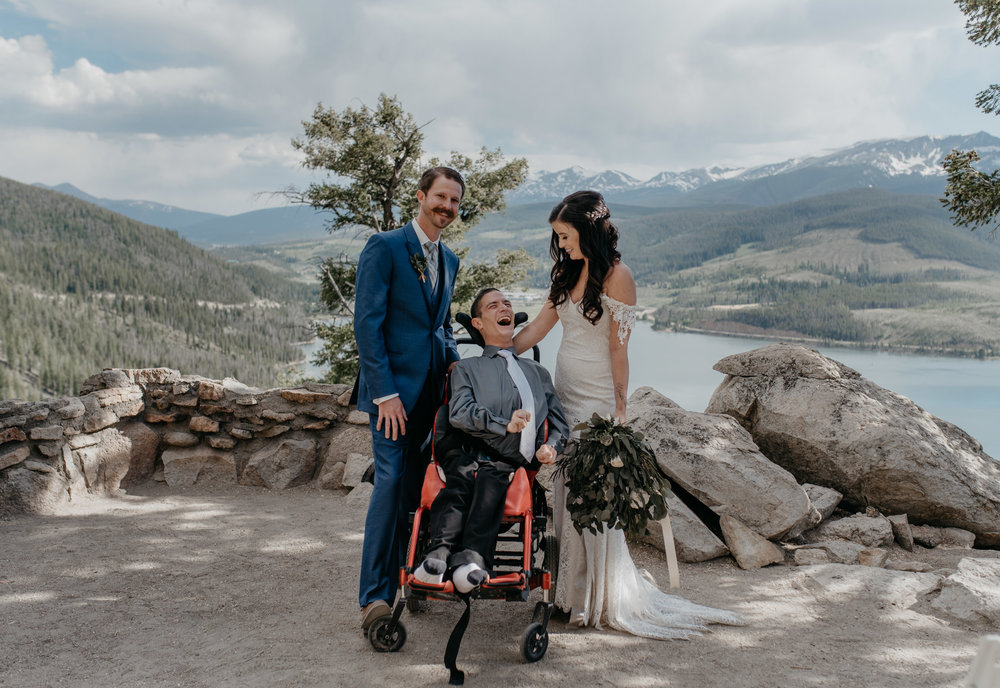 Breckenridge, Colorado elopement photographer