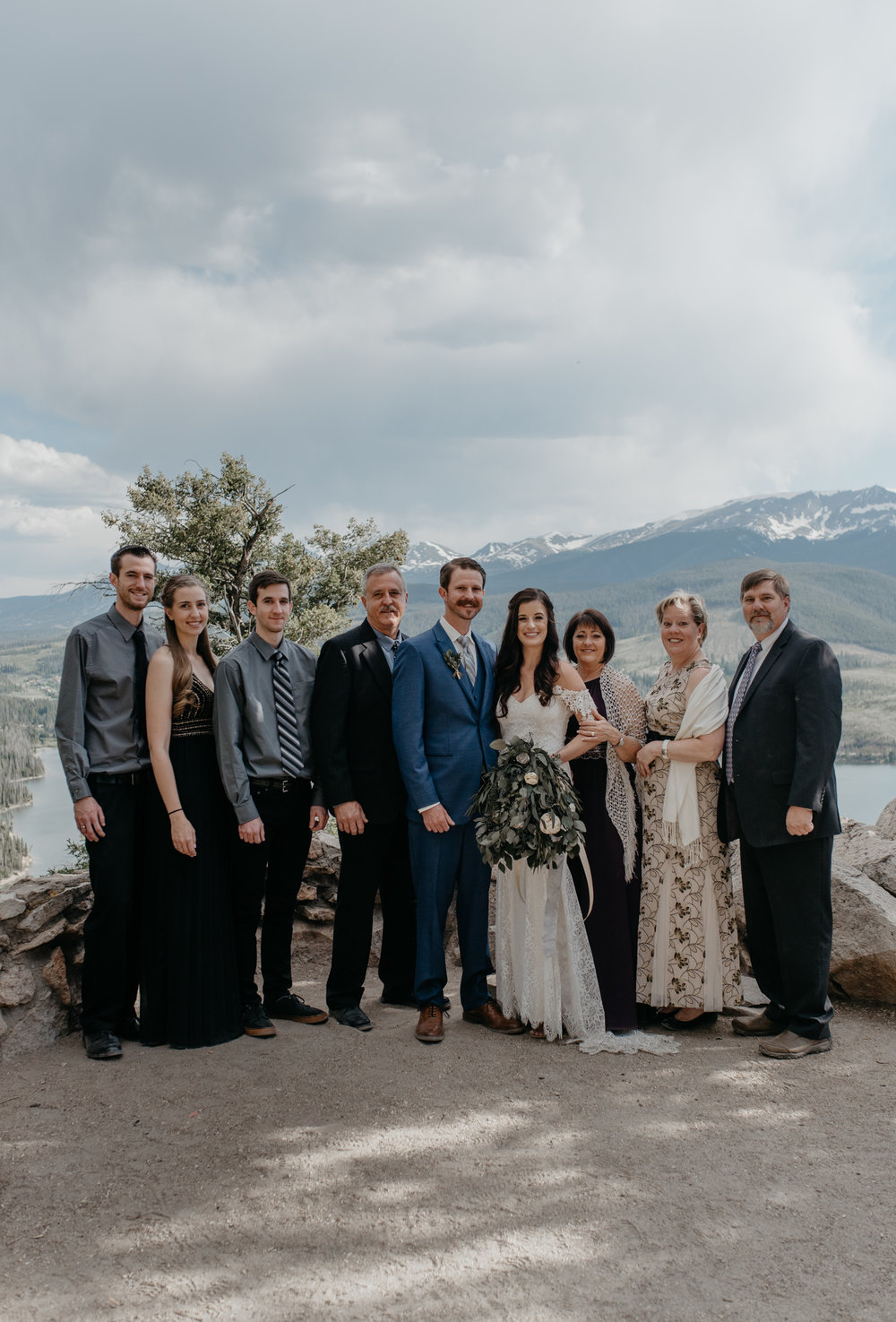 Destination wedding photographer based in Colorado.