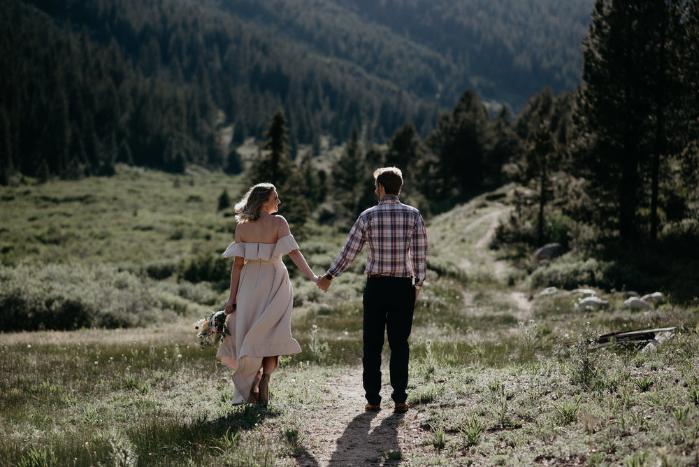 Aspen elopement and wedding photographer.