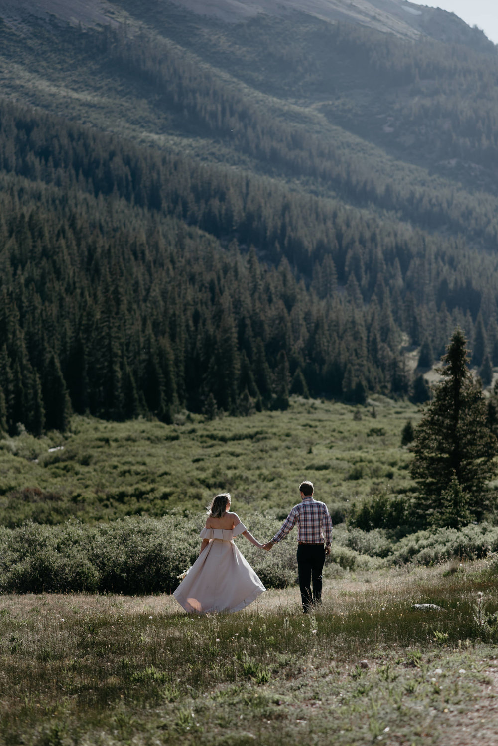 Aspen, Colorado elopement and wedding photographer