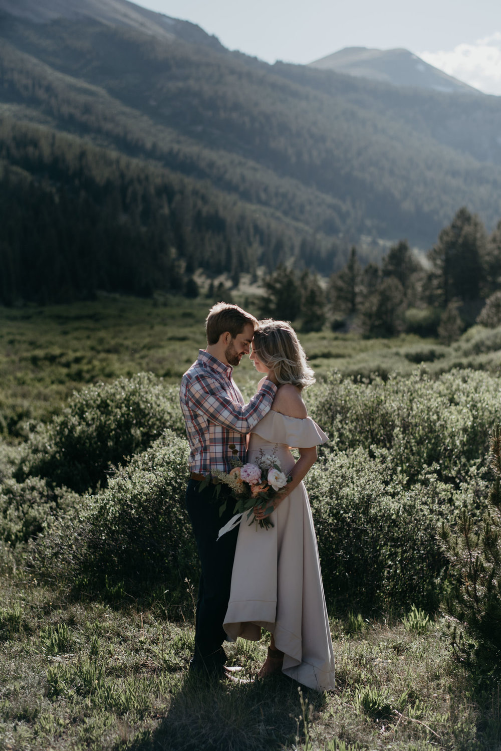 Aspen, Colorado wedding photographer.