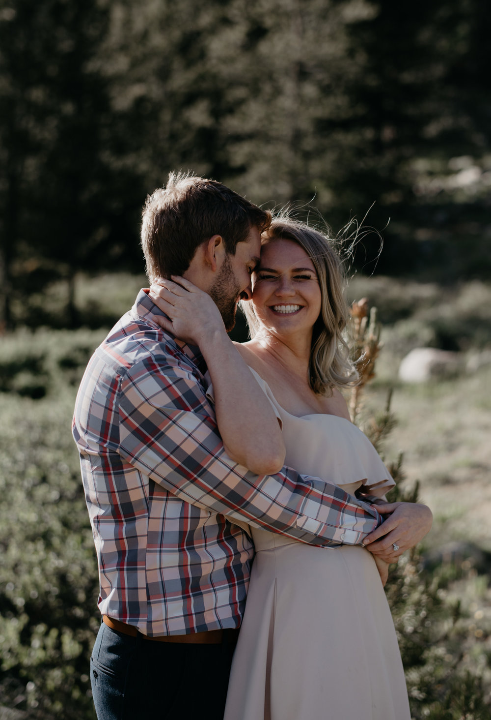 Destination wedding photographer based in Aspen, CO. Colorado mountain wedding photographer.