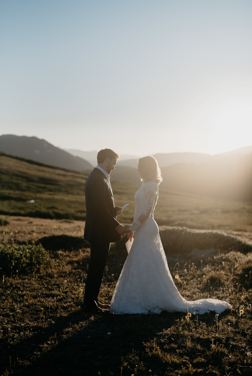Denver, CO elopement photographer.