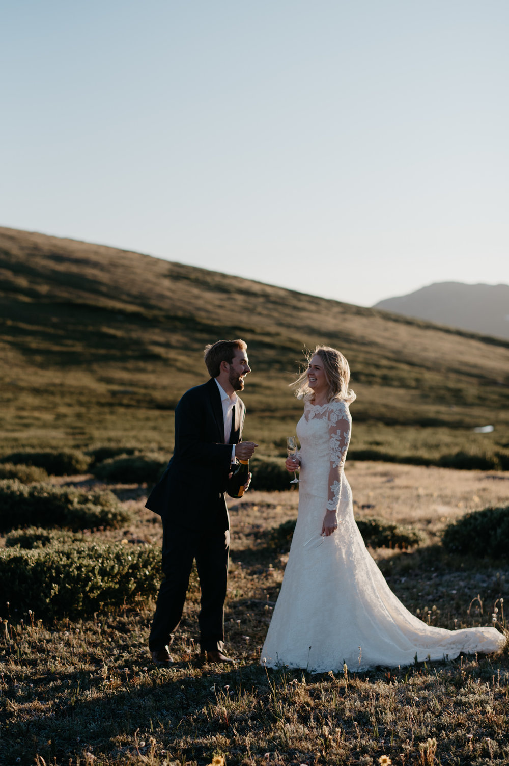 Aspen, Colorado wedding photographer. Colorado elopement and weddings.
