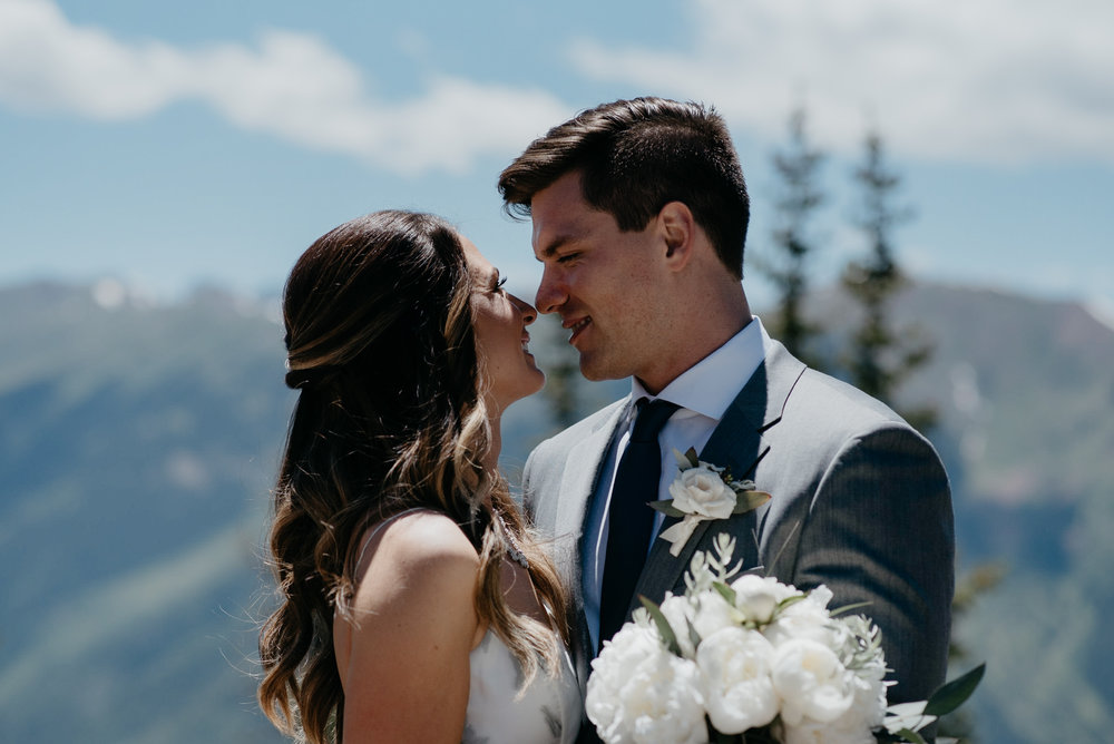 Aspen, Colorado wedding and elopement photographer.