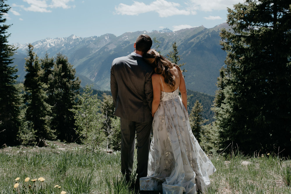 Colorado wedding venue in Aspen, Colorado.