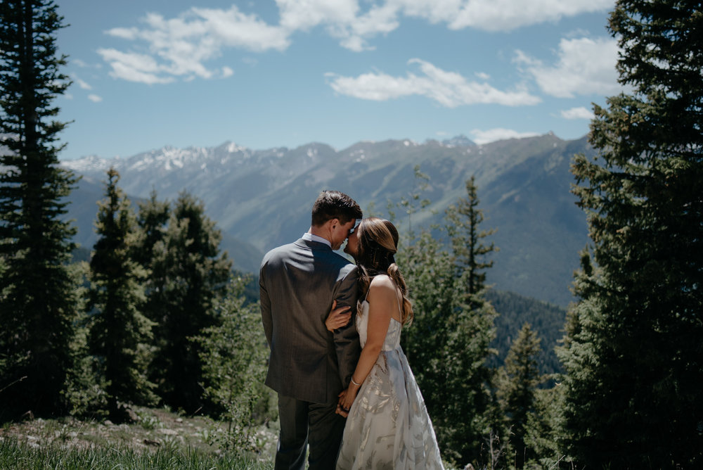 Colorado wedding venue, The Little Nell.