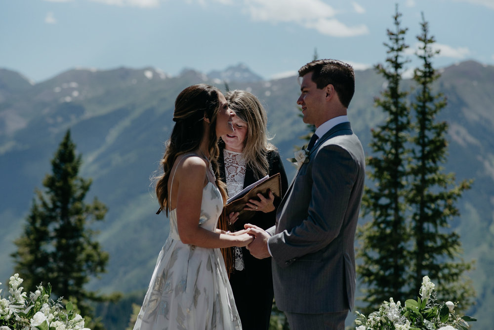 Aspen wedding photographer.