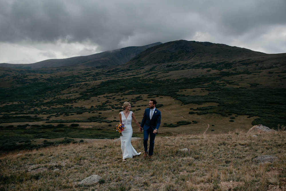 Alyssa Reinhold, Colorado based wedding and elopement photographer