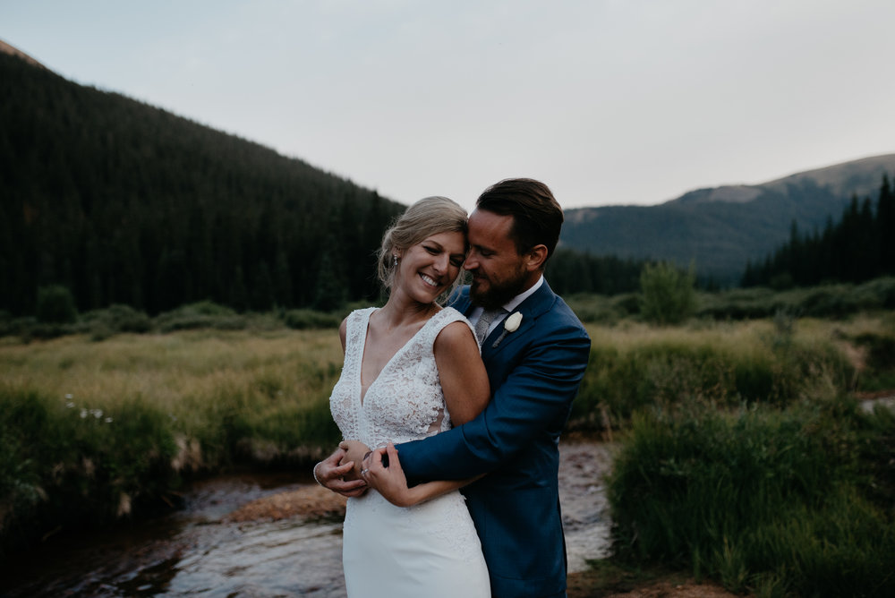 Colorado adventure wedding photographer.