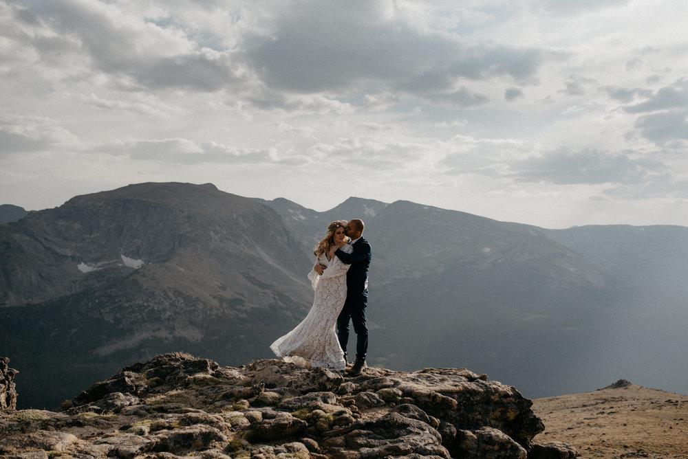 Denver, Colorado wedding photographer.