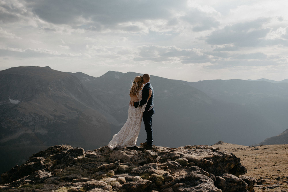Colorado elopement and wedding photographer.