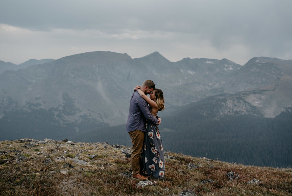 Alyssa Reinhold, Colorado wedding photographer.