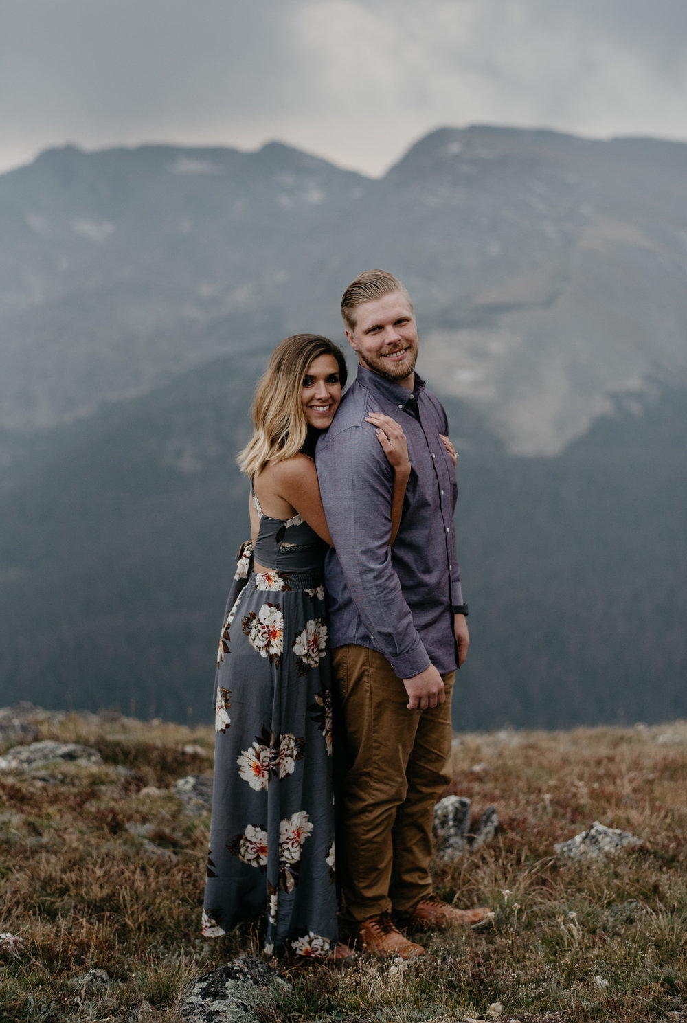 Denver, Colorado wedding photographer. Colorado mountain wedding photos.