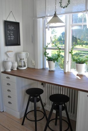 Coffee Bar Small Table