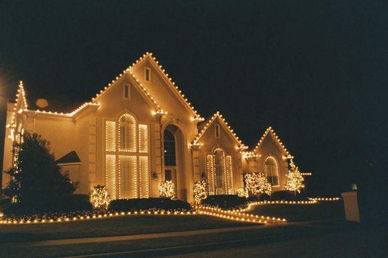 Golden exterior Christmas lights.jpg