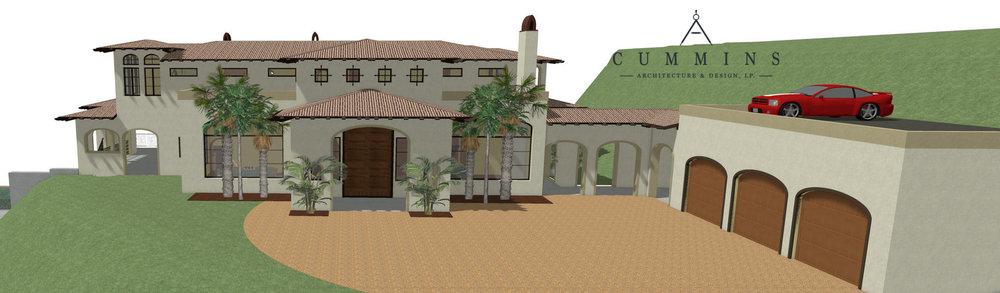 Custom Glendora Hills Home