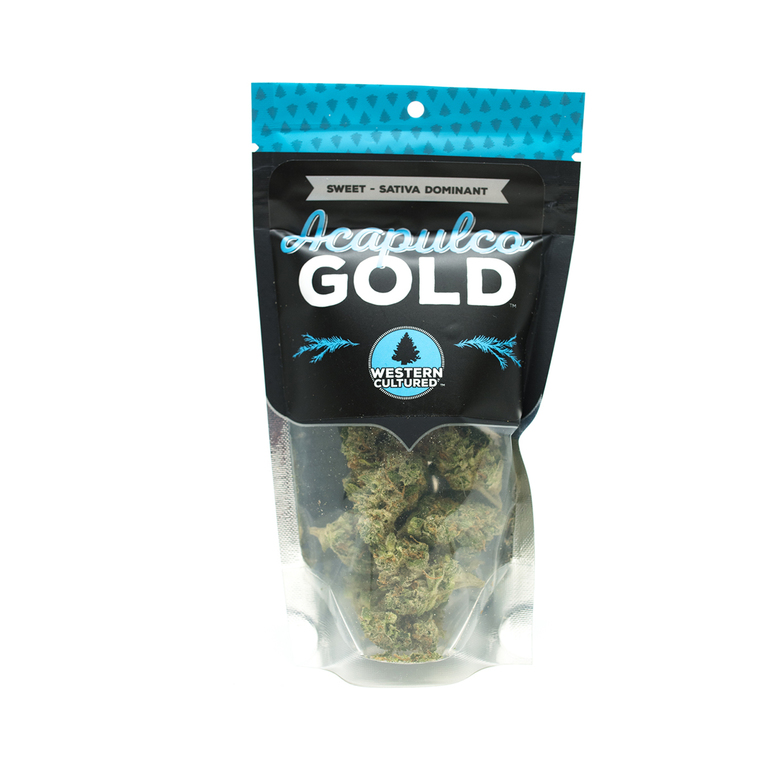 Acapulco Gold by Western Cultured pot