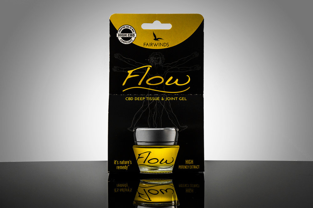 Summer cannabis products Fairwinds Flow Gel Topical
