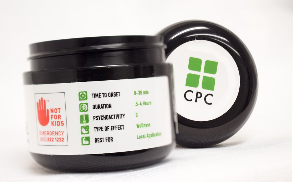 CPC gel based topical