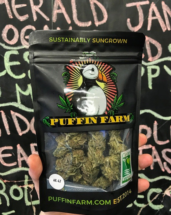 Stretch those muscles with a little AK-47. - We love feeling stoned, but our muscles shouldn't feel like rocks. Vaping or smoking some AK-47 from Puffin Farm before a short stretch is relaxing for the mind and the body!