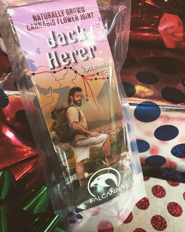Journal with the help of Jack Herer. - Time to journal and write out your thoughts with Jack Herer, grown by Falcanna. Perfect for stimulating creativity and conversation without paranoia, this flower is one of the best choices for filling pages in your journal.