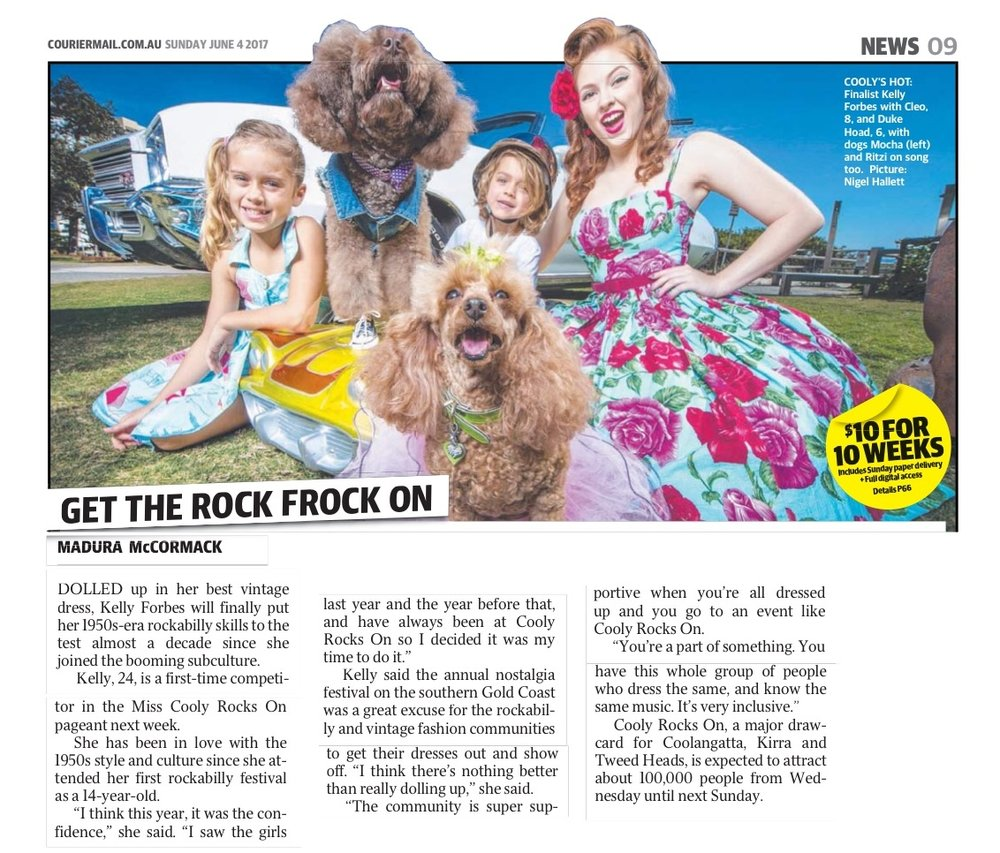 Sunday Mail June 2017