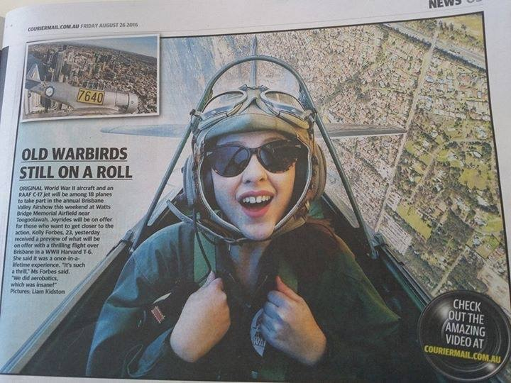 Courier Mail May 2016