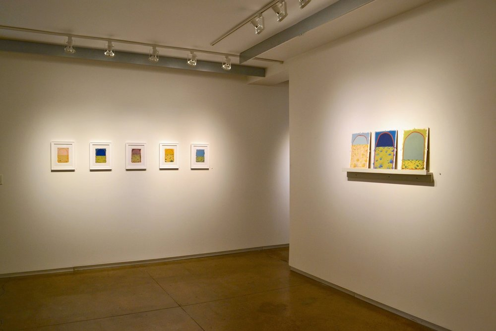 Desert: Over and Over (Installation View)
