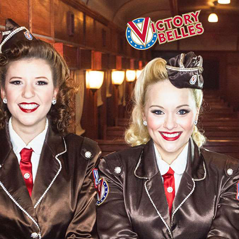 The Victory Belles at BB's Stage Door Canteen