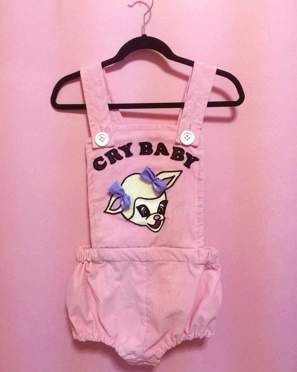 2016 Crybaby Romper collaboration for Melanie Martinez