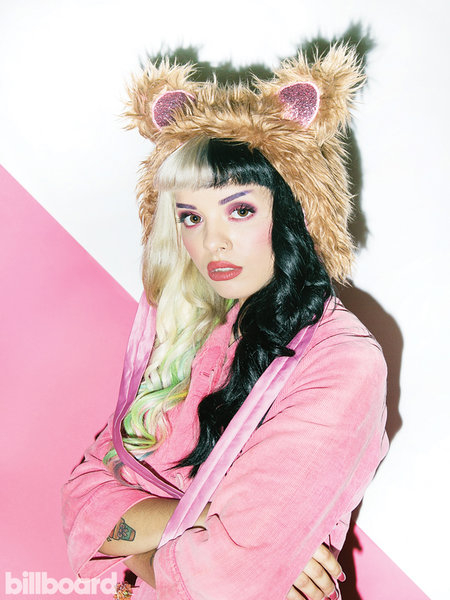 2015 Teddy Bear Animal Bonnet in collaboration with Melanie Martinez