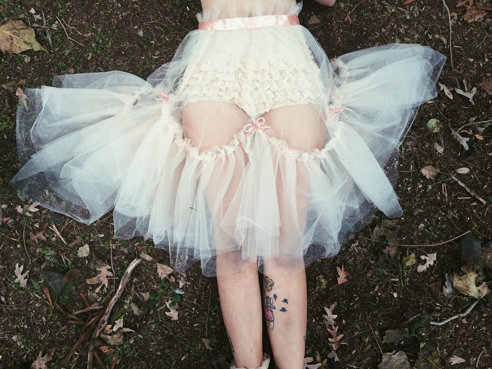 2015 Petticoat created in collaboration with Melanie Martinez