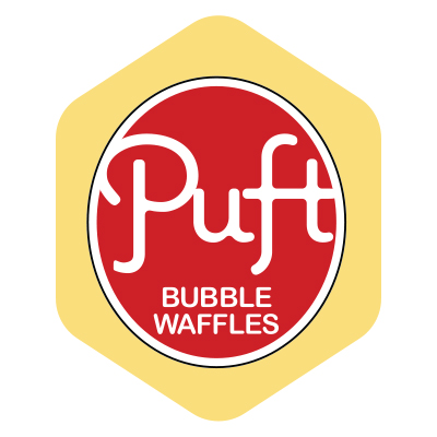 Puft Bubble Waffles