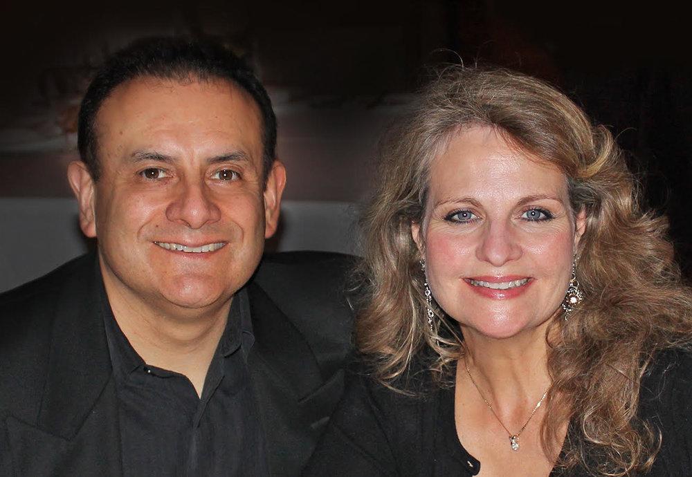 Pastor Victor and Minister sophia inga