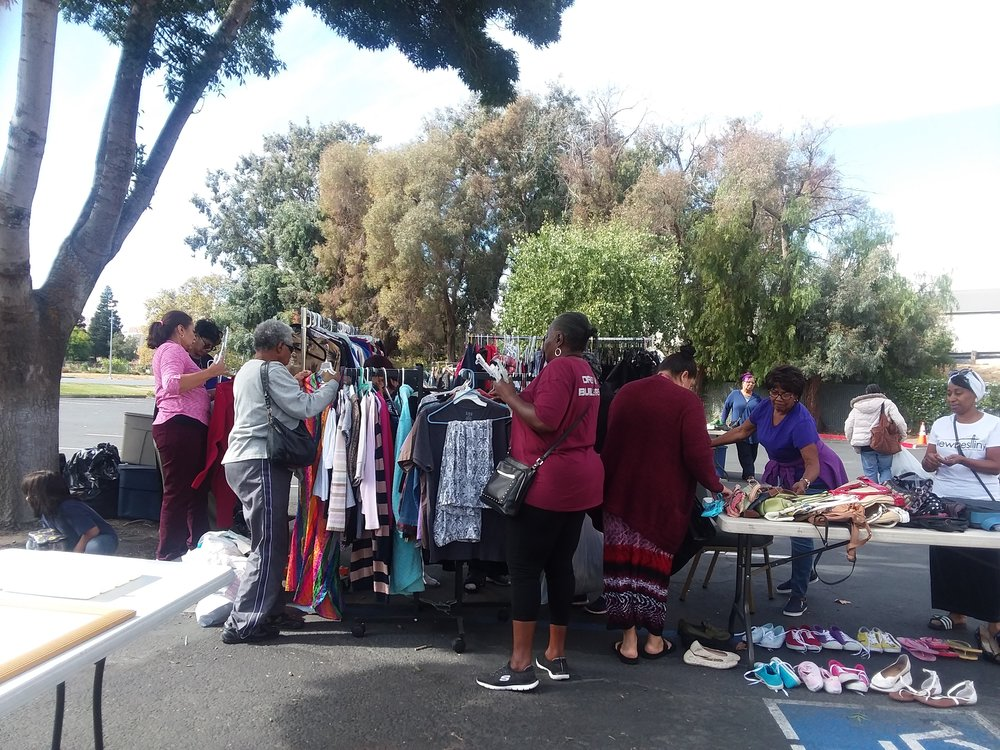 Outreach & Donation Drop Off - 2nd & Last Saturday of the Month | 9am-12pm